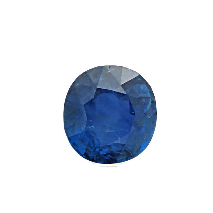 Burmese Blue Sapphire Unheated