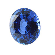 Ceylon Blue Sapphire Heated