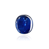Burmese Blue Sapphire Cabochon Unheated