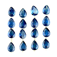 Thailand Blue Sapphire Heated Calibrated Lot