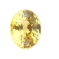 Ceylon Yellow Sapphire Unheated