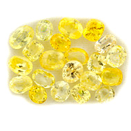 Ceylon Yellow Sapphire  Unheated Lot