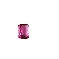 Pink Sapphire Heated