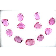 Pink Sapphire Heated Layout