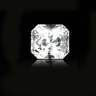 Ceylon White Sapphire Unheated
