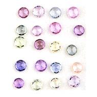 Multi Sapphire Calibrated Lot