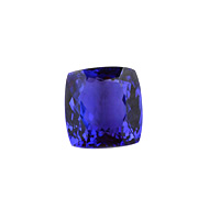 Tanzanite Heated