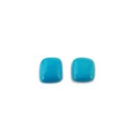 Turquoise Stone  Pair