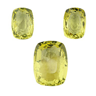 Lemon Quartz 3 pc Set