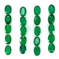 Zambian Emerald Callibrated Lot