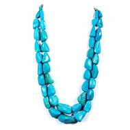 Turquoise Tumble Beads