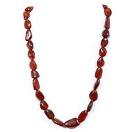 Garnet Tumble Beads
