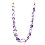Amethyst Tumble Beads
