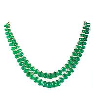 Zambian Emerald Drop Layout