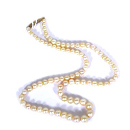 Real Pearl Necklace - Basra