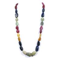 Multi Precious Tumble Beads