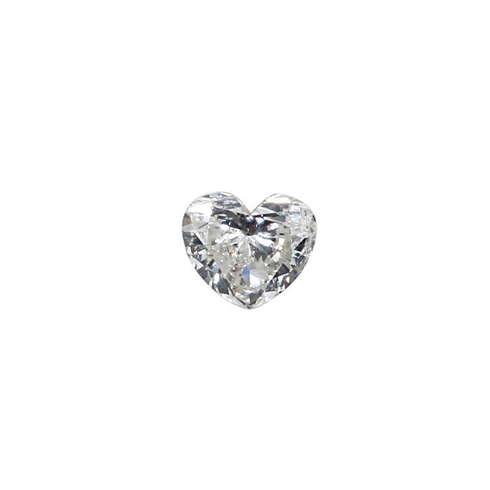 Natural Diamond Heart cut
