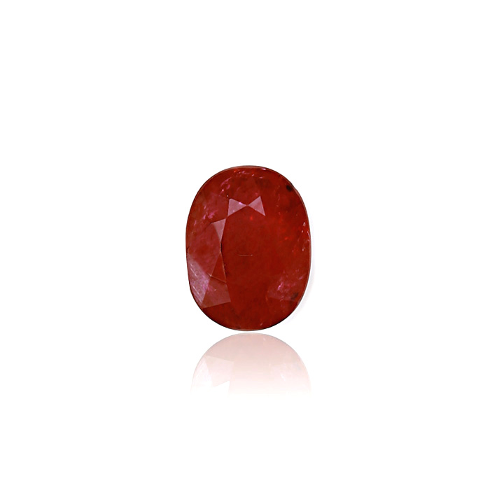 Mozambique Ruby Heated