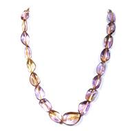 Ametrine Tumble Beads