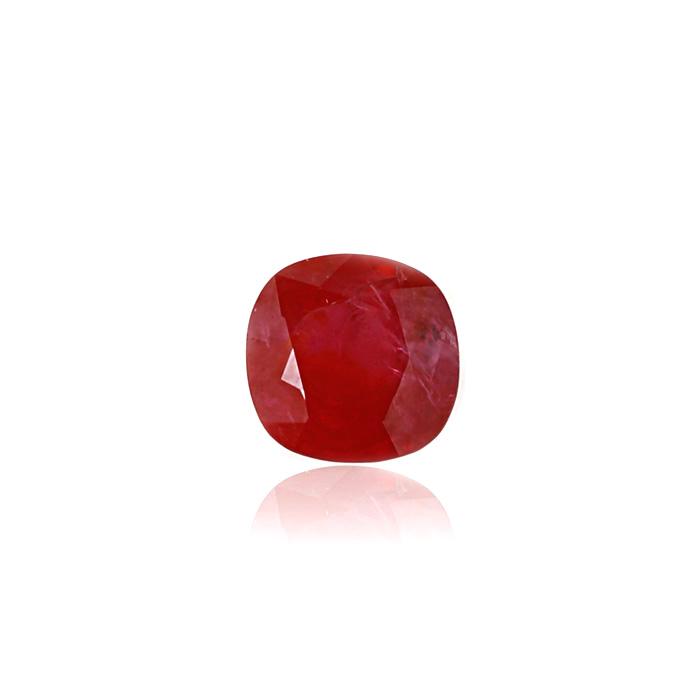 Burmese Ruby Unheated