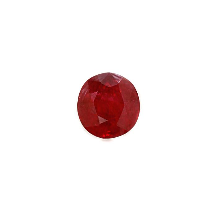 Burmese Ruby Heated